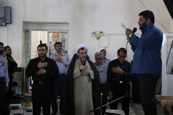 اولین شب قدر ماه مبارک رمضان 96 در مسجد امام خمینی(ره) رفسنجان