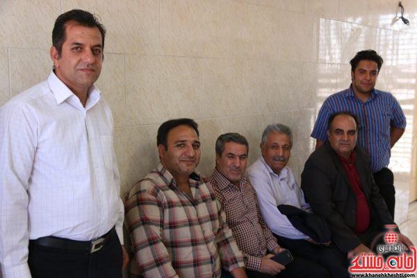 آغاز تمرینات تیم فوتبال صنعت مس #رفسنجان برای حضور در رقابتهای لیگ دسته اول با حضور کادر فنی و بازیکنان تیم