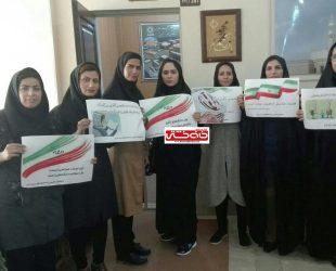 دانشجویان دکتری دانشگاه ولیعصر(عج) رفسنجان تجمع کردند + عکس