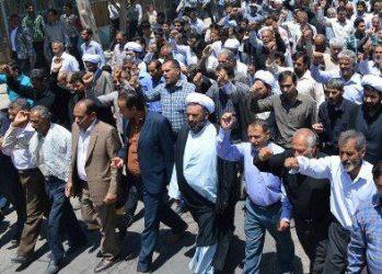 امام جمعه و بخشدار کشکوئیه مردم را به شرکت در راهپیمایی روز قدس دعوت کردند