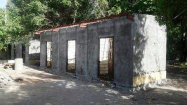 آغاز احداث ۵ غرفه عرضه مواد غذایی و بهداشتی در پارک بانوان