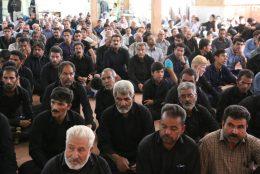 مراسم بزرگداشت سردار شهید محمد صادقی در رفسنجان برگزار شد / تصاویر