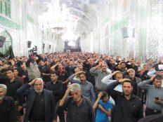 دهمین حرکت کاروان صادقیه در رفسنجان برگزار شد / تصاویر