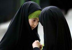 ترویج حجاب به روش تعویضی در رفسنجان