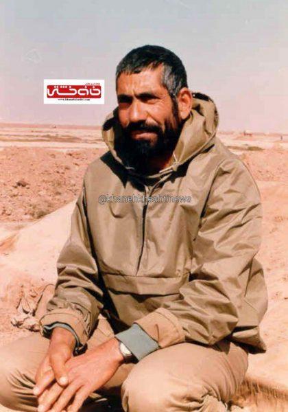 سردار شهید محمد علی محمدصادقی