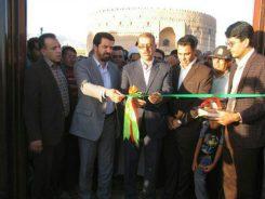 اولین و بزرگترین مجموعه فرهنگی تفریحی منطقه نوق رفسنجان در شهر صفائیه افتتاح شد/تصاویر