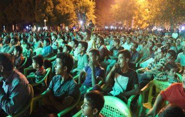 اجرای ویژه برنامه تابستانه «شب های رفسنجان» در بوستان جوان