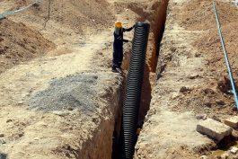 300 میلیارد اعتبار برای جمع آوری شبکه آب و فاضلاب شهری در رفسنجان نیاز است