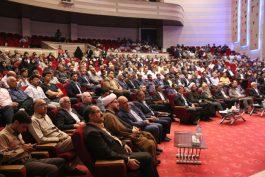 مراسم بزرگداشت زادروز آیت الله هاشمی رفسنجانی (ره)برگزار شد / تصاویر