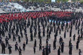 گزارش تصویری پنجاه و چهارمین کنگره کانگ فوتوآ ۲۱