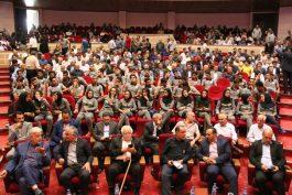 جشن لباس و مراسم تکریم و جلیل از مدیران و پیشکسوتان باشگاه مس رفسنجان / تصاویر