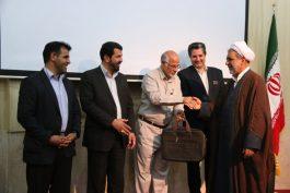 تجلیل از خبرنگاران شهرستانهای رفسنجان، شهربابک و انار / گزارش تصویری