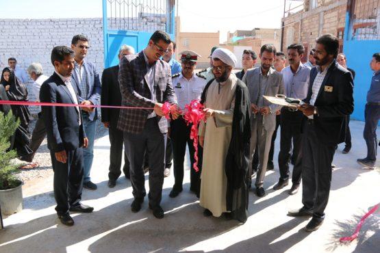 افتتاح دومین مرکز معاینه فنی خودروهای سبک در رفسنجان / عکس