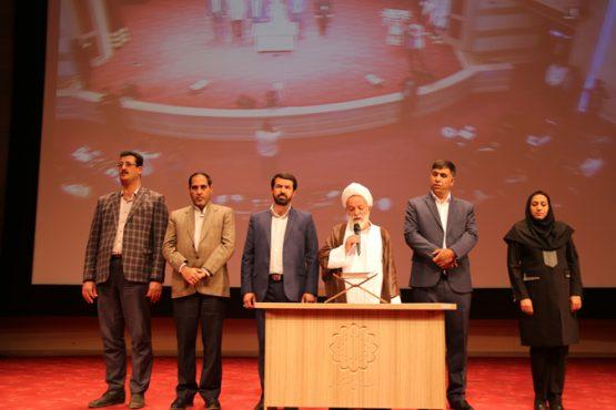 مراسم تحلیف و آغاز به کار  پنجمین دوره شورای اسلامی شهر رفسنجان برگزار شد / تصاویر