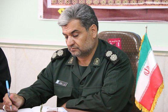 حمایت قرارگاه محرومیت زدایی سپاه رفسنجان از زلزله زدگان
