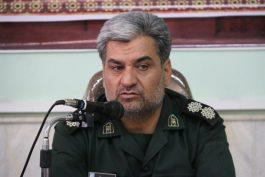 حضور مستمر و فعال بسیج در تامین امنیت شهرستان رفسنجان