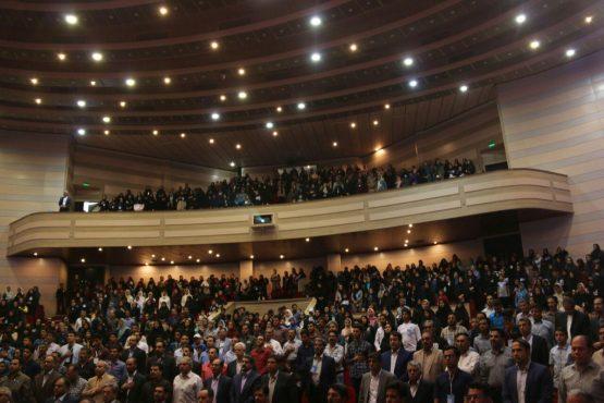 پنجاه و چهارمین کنگره کانگ فوتوآ ۲۱ در رفسنجان آغاز بکار کرد / تصاویر