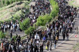 همایش بزرگ پیادهروی خانوادگی «صبح و نشاط» در رفسنجان برگزار میشود