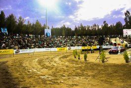 جشن غدیر با حضور مجید اخشابی در رفسنجان