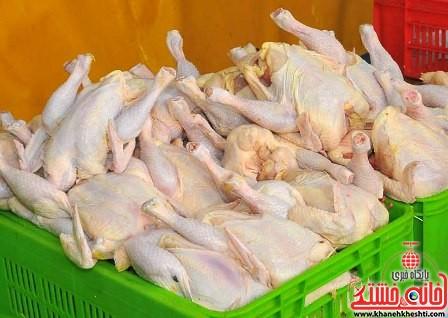 صف های مرغ قرار است تا عید ادامه داشته باشد؟!
