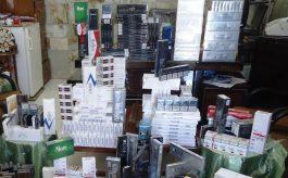 کشف ۶۶ هزار نخ سیگار قاچاق در رفسنجان