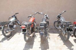 انهدام باند سارقان موتورسیکلت در رفسنجان