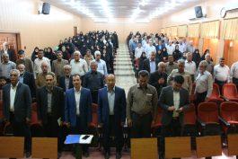 مراسم تکریم از بازنشستگان علوم پزشکی رفسنجان برگزار شد / تصاویر