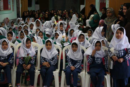 جشن غنچه ها و شکوفه ها در رفسنجان برگزار شد / تصاویر