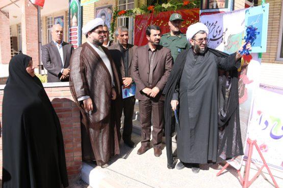 زنگ مهر و مقاومت و امر به معروف در رفسنجان نواخته شد / تصاویر