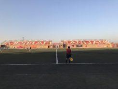 پیروزی دو بر یک تیم فوتبال بزرگسالان مس رفسنجان در مقابل جوانان