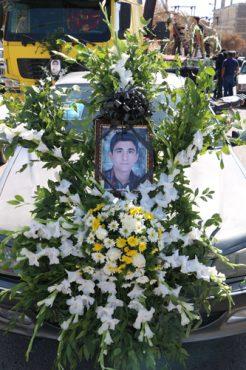 اهدا اعضا بدن نوجوان رفسنجانی به چهار بیمار جان دوباره داد /تصاویر