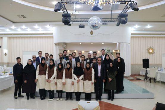 به مناسبت روز عصای سفید ازنابینایان رفسنجان تجلیل شد/تصاویر