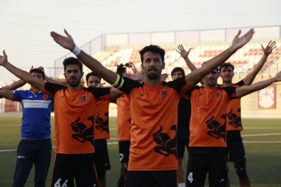 پیروزی مس رفسنجان در مقابل راه آهن تهران