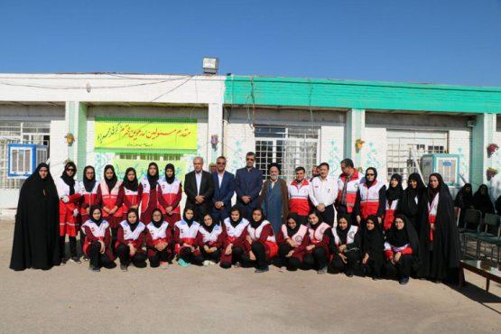 هنرستان تلاش میزبان مانور پدافند غیرعامل/تصاویر
