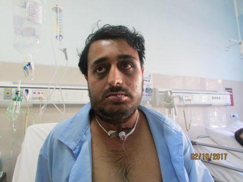 ماجرای نجات جان یک بیمار در بیمارستان علی ابن ابیطالب(ع) رفسنجان