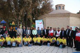 رفسنجان مجری طرح اتبکاری اموزش چهره به چهره امداد جمعیت هلال احمر برای اولین بار در استان /تصاویر