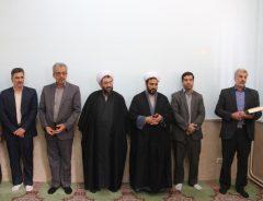 مدیر جدید کمیته امداد (ره) رفسنجان معرفی شد/تصاویر