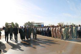 شکوه مقاومت در اجتماع بزرگ بسیجیان رفسنجان / گزارش تصویری