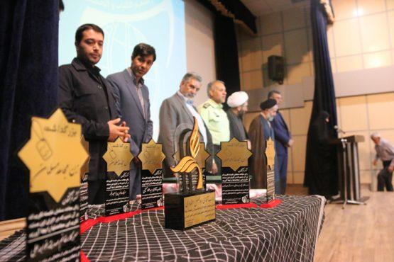 مستندزن مجاهدمسلمان در رفسنجان اکران شد / عکس