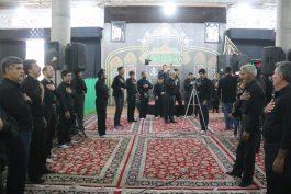 مراسم عزاداری اربعین در حسینیه اهل بیت (ع) رفسنجان برگزار شد/تصاویر