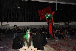 اجرای شبیهخوانی بازار شام در شهرک امام خمینی(ره)