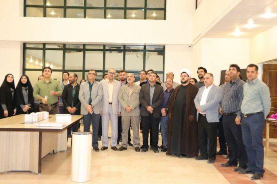 نمایشگاه عکس محرم در رفسنجان افتتاح شد/تصاویر