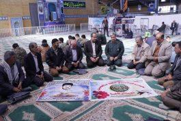 همایش میقات صالحین در رفسنجان برگزار شد / تصاویر
