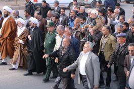 فریاد اعتراض مسلمانان نسبت به تصمیم رئیس جمهور امریکا / تصاویر