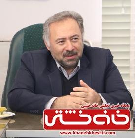 مجید بازرگان هرندی به عنوان مسئول نمایندگی اتاق تعاون در رفسنجان انتخاب شد /تصاویر