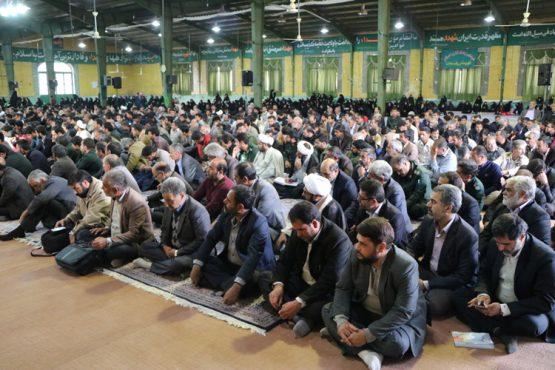 همایش پرچم داران بصیرت در رفسنجان برگزار شد / تصاویر