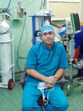 انجام 82 عمل تعویض مفاصل در بیمارستان علی ابن ابیطالب(ع) رفسنجان