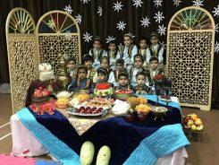 جشن یلدا در مدارس و مهدکودک های رفسنجان / گزارش تصویری