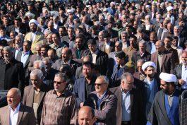 پیکر شهید منصور خراسانی در رفسنجان تشییع و تدفین شد/ تصاویر