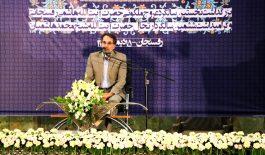 اولین سالگرد آیت الله هاشمی رفسنجان در مسجد جامع رفسنجان برگزار شد / تصاویر